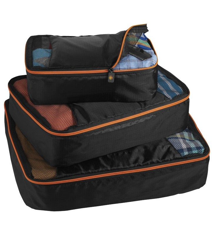 Springfield set of 3 packing cubes