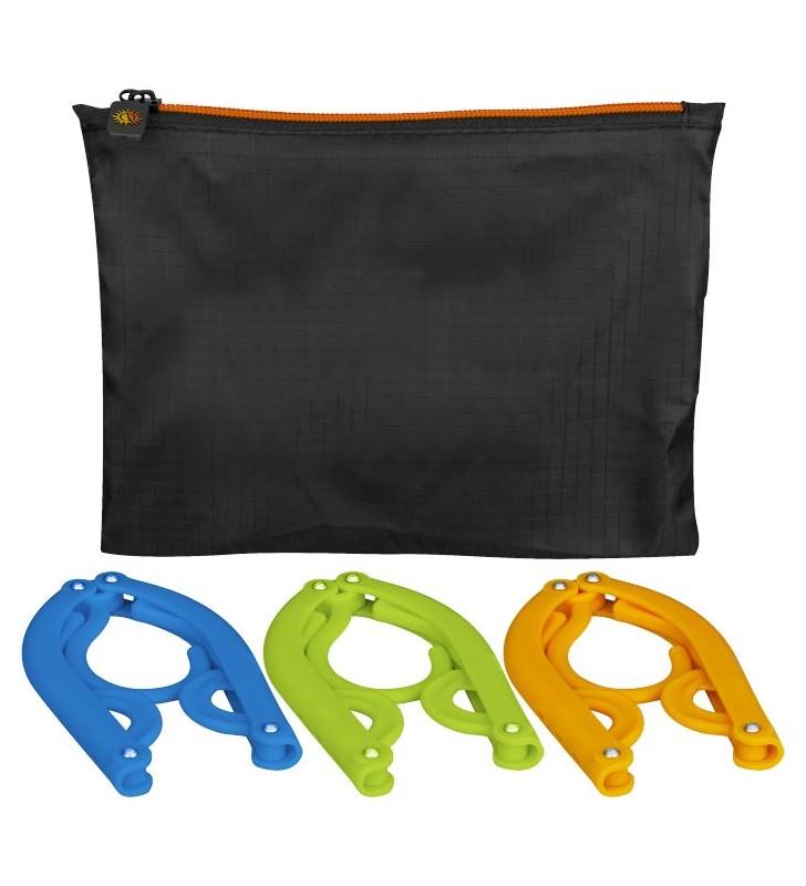 Dover 3-piece foldable hanger set