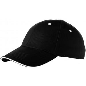 Cappellino 6 pannelli Brent