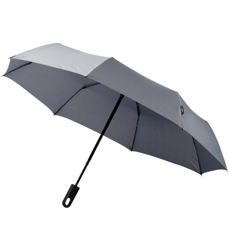 Ombrello pieghevole Trav da 21,5 con chiusura/apertura automatica