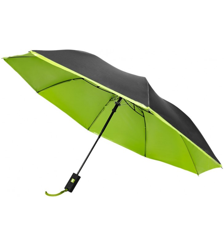 "Parapluie 21 "" pliant 2 sections automatique Spark"