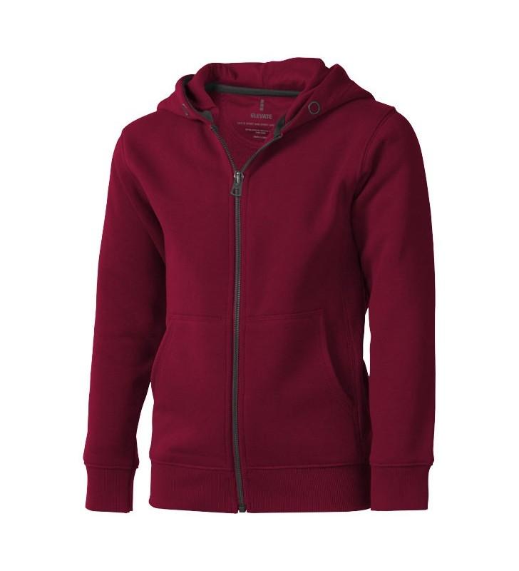 Sweater capuche full zip enfant Arora