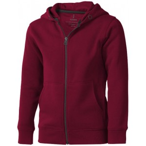 Arora hooded full zip kids...