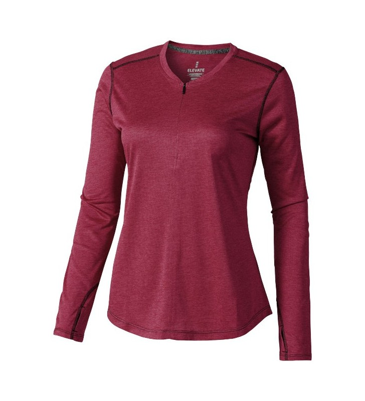 T-shirt Manches longues Femme Quadra