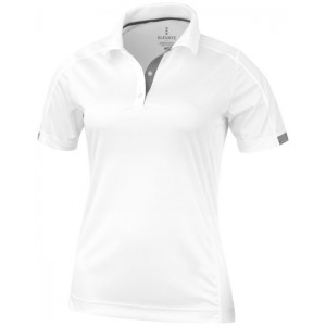 Polo cool fit Kiso a manica...