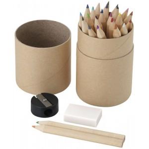 "Set de 26 lápices ""Woodby"""