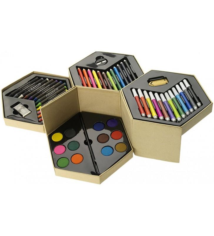 Set para colorear de 52 piezas