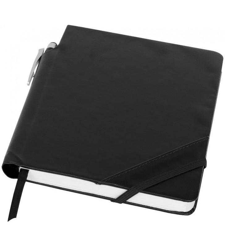 Carnet de notes et un stylo à bille Patch-the-edge