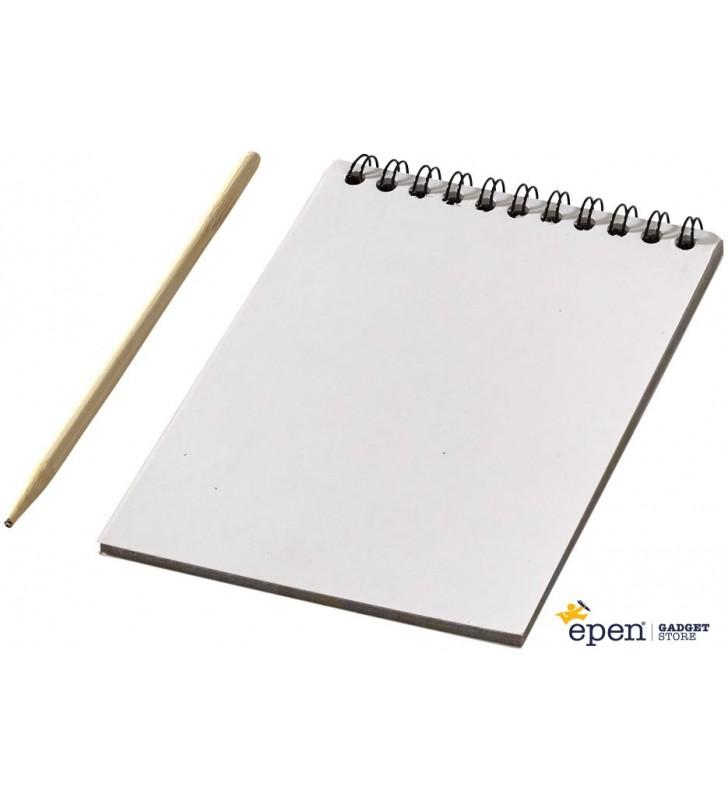 Blocco per appunti colorato