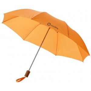 "Paraguas 2 secciones 20"""