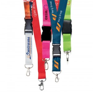 Lanyards 100% customizable