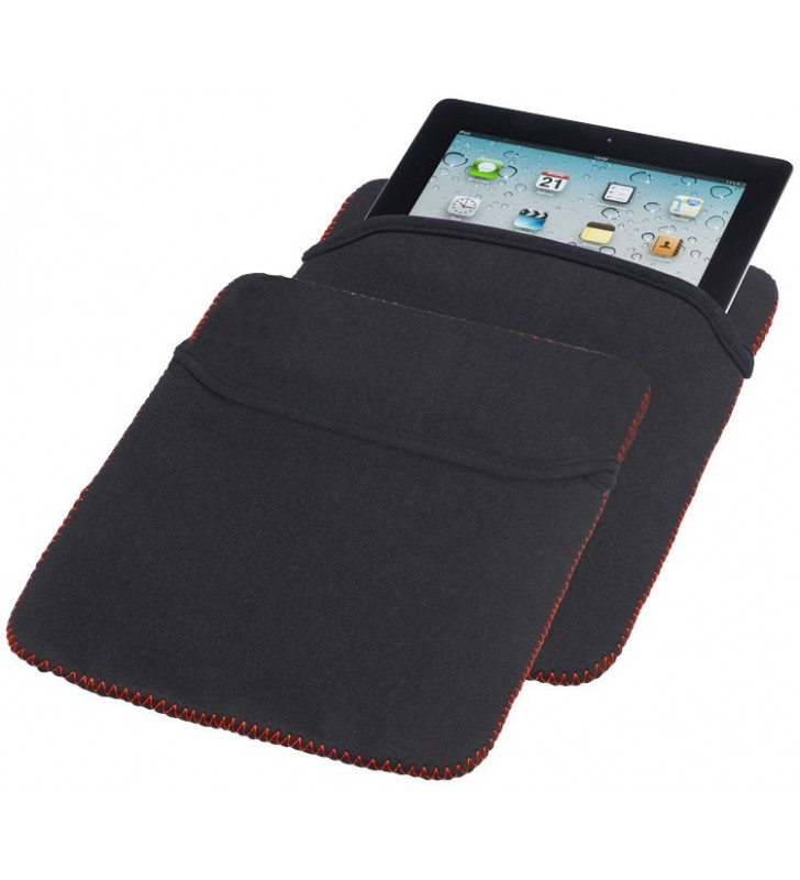 Zigzag reversible tablet sleeve
