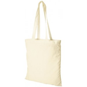 Madras 140 g/m² cotton tote...