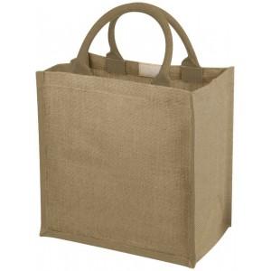 Shopper da regalo in Juta...