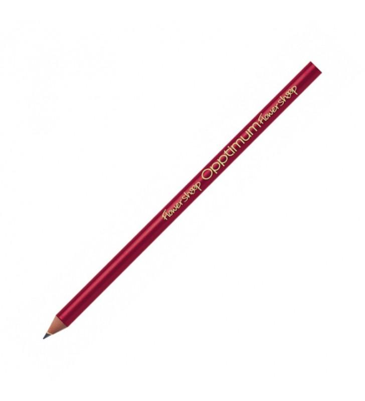 Crayon à papier ÉCOLOGIQUE sans gomme personnalisé