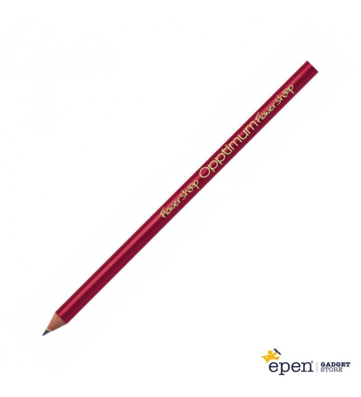 Personalised ECO-FRIENDLY wooden pencil  without rubber