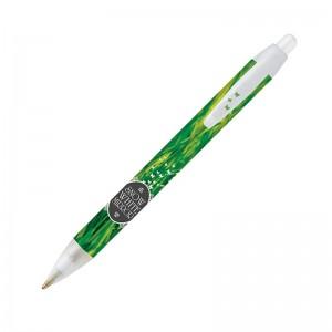 Personalisierter ÖKO-Kugelschreiber BIC Wide Body Digital