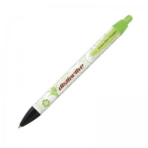 Personalised ECO-FRIENDLY pen BIC Wide Body Digital