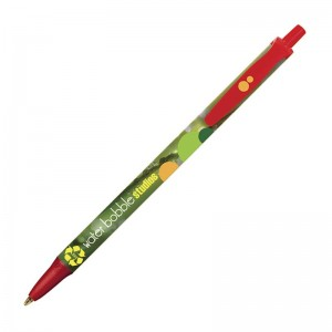 Personalised ECO-FRIENDLY pen Clic Stic Digital