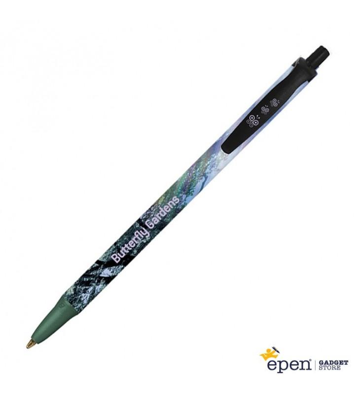 Personalised ECO-FRIENDLY pen Clic Stic Digital