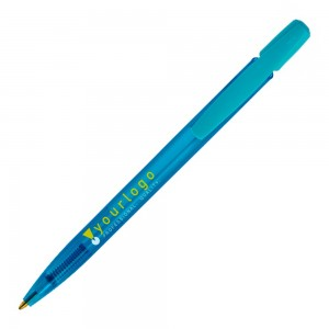 Personalised pen BIC Media Clic ballpoint