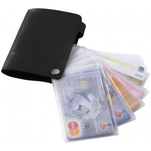 Valencia card holder with...