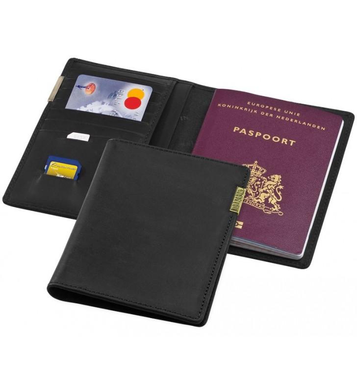 Portafoglio porta passaporto