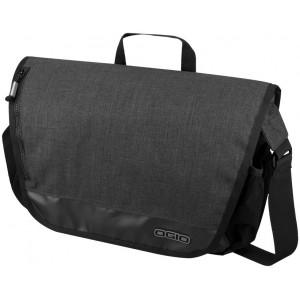 """SLY 13"""" laptop messenger bag"""