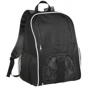 Goal backpack with mesh...