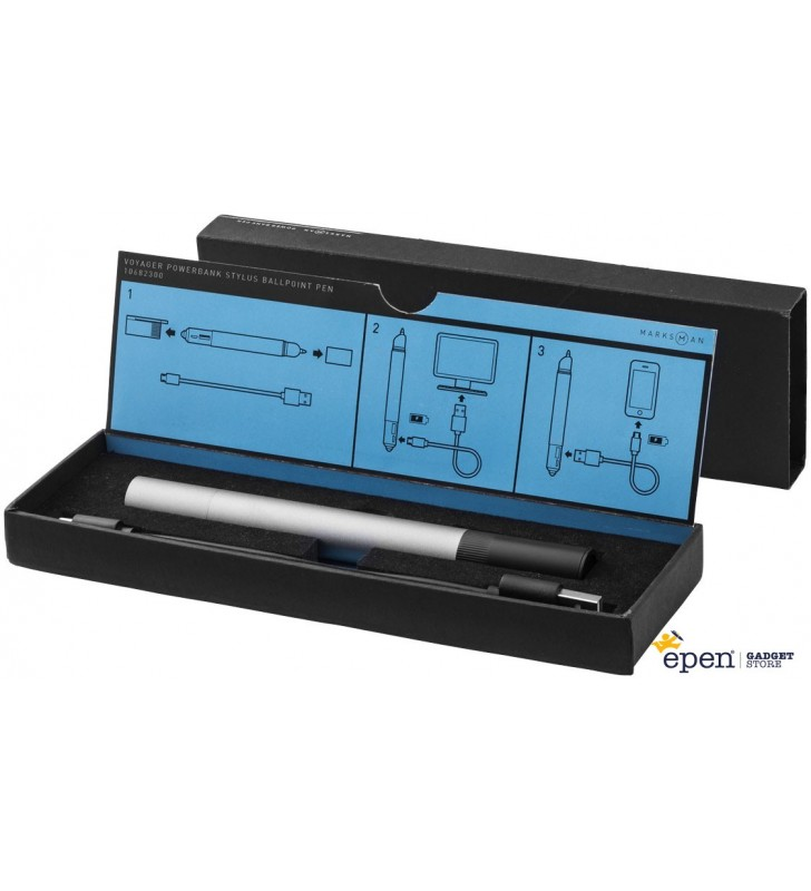 Penna a sfera 3 in 1 Voyager
