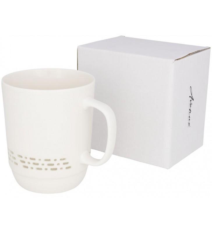 Tazza in ceramica trasparente Glimpse
