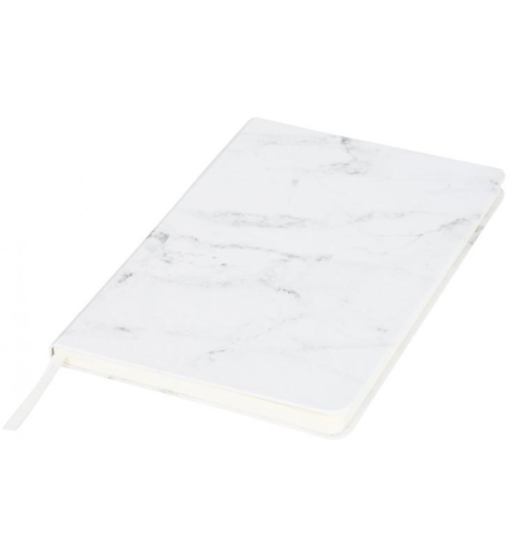 Quaderno in formato A5 con effetto marmo