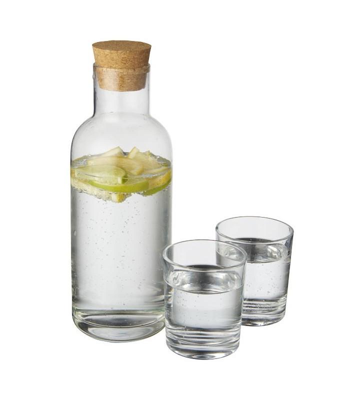 Set caraffa e bicchieri Lane