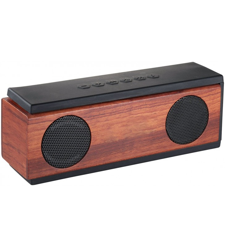 Speaker Bluetooth® in legno Native