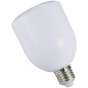 Bombilla de LED y altavoz...