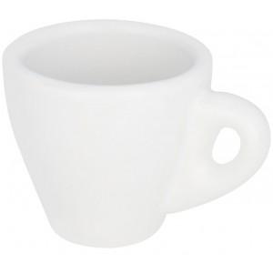 Taza blanca para café...