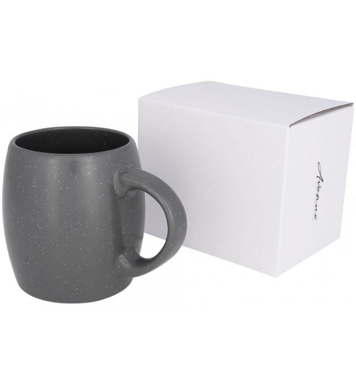 Tazza in ceramica effetto pietra