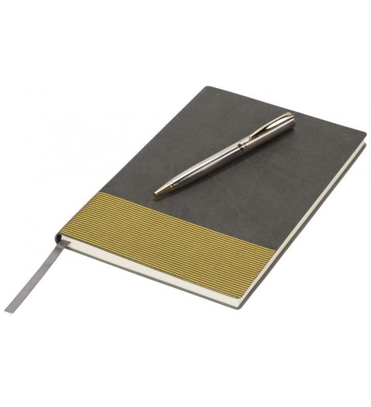 Midas, set regalo con taccuino e penna