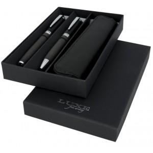 Carbon duo pen gift set...