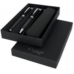 Carbon duo pen gift set...