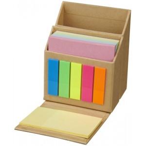 Organizador con notas...