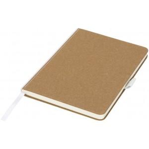 Libreta de cartón mediana...