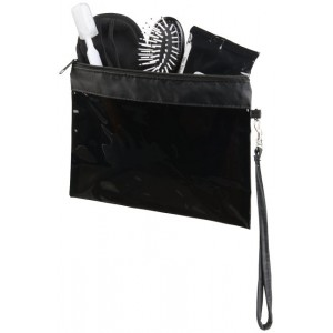 Sid seethrough travel pouch