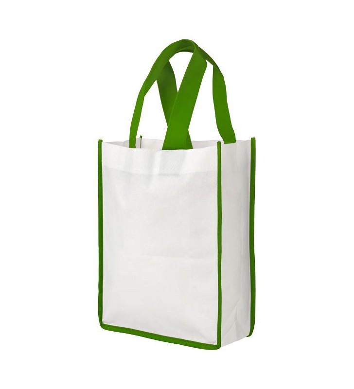 Shopper in tessuto non tessuto Contrast piccola