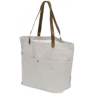 Shopper in canvas di cotone...