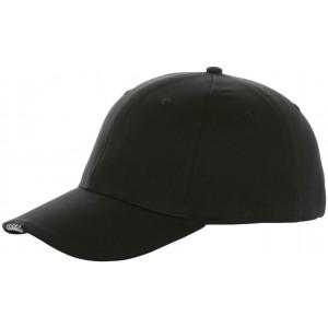 Gorra de algodón de 6...