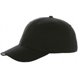 Elena 6 panel cap with LED...