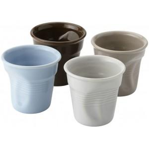 Set de 4 vasos espresso de...
