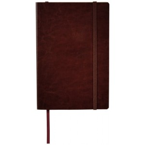 Robusta A5 PU leather notebook