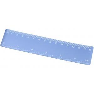 Regla de plástico de 15 cm...